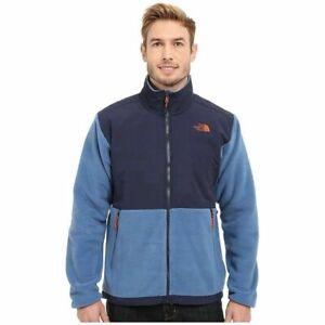 New Mens The North Face Denali Fleecei Jacket Coat Red Orange Grey Blue