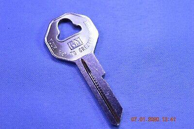 H1098LA HBR2 B10 Vintage Star key blank for 1966 Buick ignition