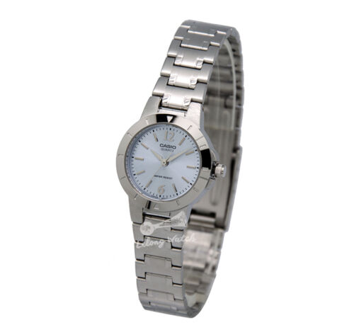 1 of 1 - -Casio LTP1177A-2A Ladies' Metal Fashion Watch Brand New & 100% Authentic