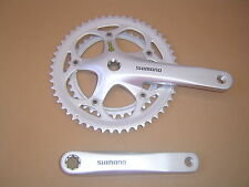 Shimano FC-R450 9-fach Kurbel Octalink 170mm Silber NEU!