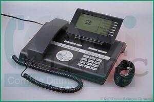 Unify-OpenStage-40T-TDM-LAVA-WIE-NEU-fuer-Siemens-Hipath-ISDN-ISDN-Telefonanlage