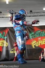 Realizzazione costumi cosplay replica costume armature armatura ironman 42 45 46