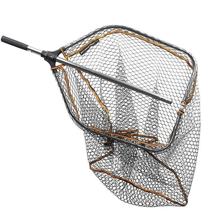 Savage Gear recogehojas pro tele Folding raubfischkescher  unterfangkescher engomadas  Esperando por ti