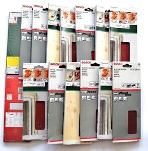 100-x-BOSCH-Schleifpapier-93-x-230-Schleifstreifen-Schleifblaetter-Schwingschleif
