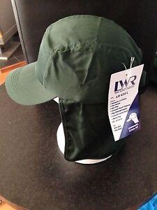 BNWT Boys or Girls Smart Red LW Reid Sz L 59cm School Uniform Bucket Hat UPF 50+