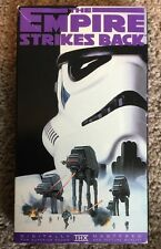 The Empire Strikes Back (VHS, 1995), Harrison Ford, Mark Hamill &Carrie Fisher