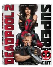 Deadpool 2 Blu-ray Disc Digital Code 2018 (B07CF6X6XF)