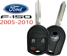 New Remote Key For Ford F 150 2005 2006 2007 2008 2009 2010 Oem Chip Usa Seller Fits Ford