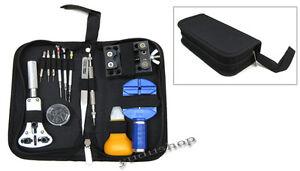 Uhrwerkzeug  Uhrmacherwerkzeug Reparatur-Set  mit Tasche