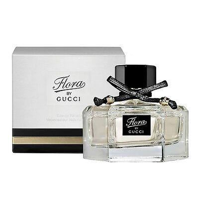 Gucci Flora For Women 50ml Eau De Toilette Spray BRAND NEW IN BOX