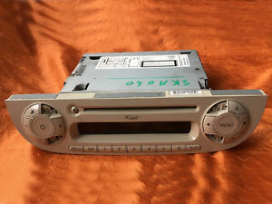 Codice Radio Fiat 500.Dettagli Su Fiat 500 Dal 2007 Radio Cd Mp3 Cod 735577319 Completa Di Codice Attivazione