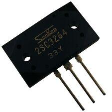 Sanken 2SC3264 Japan Transistor NPN 230V 17A 200W Audio Power Amp 854327