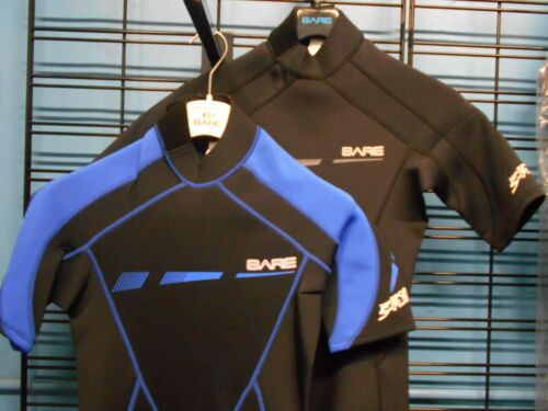 Bare Sport S-Flex 2mm Shorty men/'s wetsuit Multi-sport scuba diving