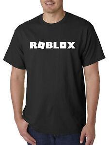 f4ec28167cef57 Image is loading New-Way-923-Unisex-T-Shirt-Roblox-Logo-