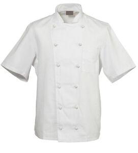 Standard kochjacke weiss kochkleidung arbeitskleidung for Arbeitskleidung küche