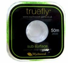 Spool Band #9//10 Salmon NEW 50m Wychwood Sub Surface TIPPET 10LB Fly Leader