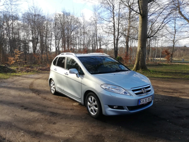Honda FR-V, 2,0 Executive, Benzin, 2006, km 251000,…