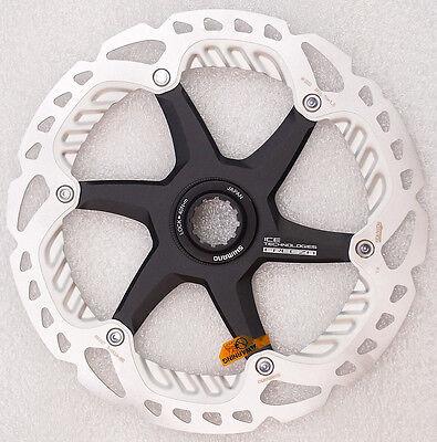 XTR//XT//Zee Shimano Saint SM-RT99-L Ice-Tec Center Lock Disc Brake Rotor 203mm