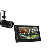 "Uniden UDS655-1 UDS655 Wireless Single Camera Surveillance System w 7"" MONITOR,"