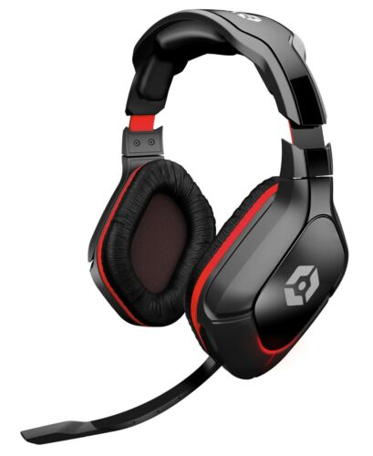 1 of 1 - Gioteck HC3 Stereo Gaming Headset & Mic PS3 PS4 XBox ONE 360 PC Wired Headphones