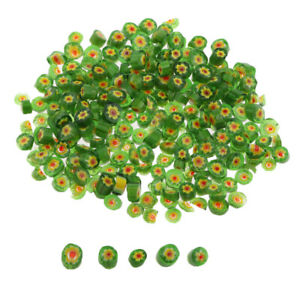 50g-Green-Millefiori-Glass-Fusing-Glass-Mosaic-Art-DIY-supply-Bowl-Decor