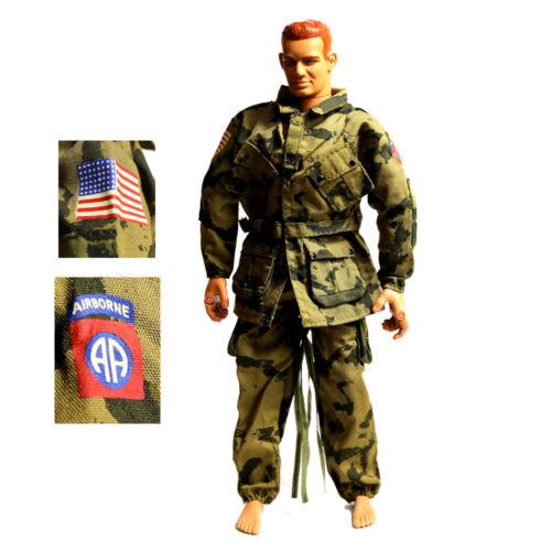 1//6 WWII 21st Century The Ultimate Soldier WWII German Uniform GI Joe Dragon Toy