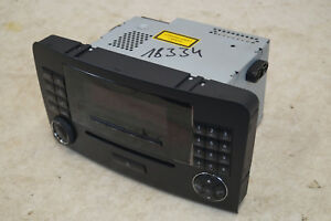 Mercedes-W164-ML-Alpine-Autoradio-Auto-Radio-Audio-CD-MF2510-A1648209289