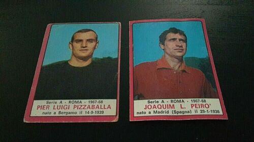 1967-68 Squadra ROMA Calciatori Panini SCEGLI *** figurina mai attaccata ***