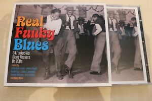 REAL-FUNKY-BLUES-JOHNY-MARS-HUBERT-SUMLIN-MICK-MARTIN-2CD