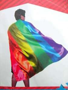 New-140cm-Rainbow-Cape-Gay-Lesbian-Pride-Support-LGBT-Party-Rainbow-Decor