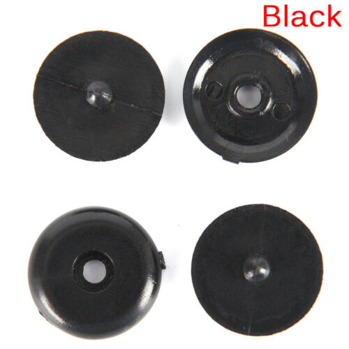 10Pcs Universal Car Seat Belt Stopper Buckle Button Fastener Safety Part ClPRUK