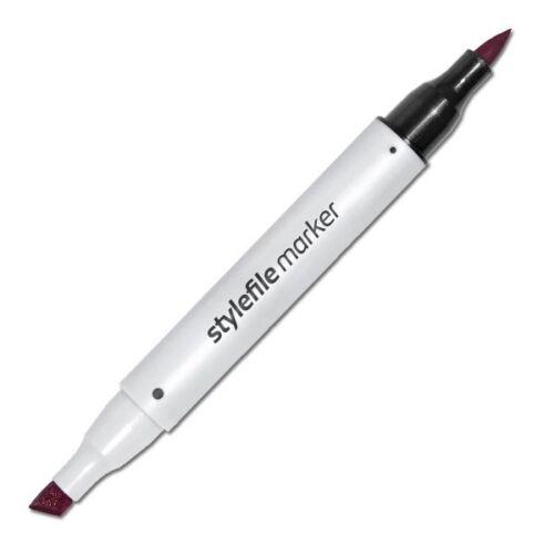 518 Cerulean Blue diseño Marker-lápiz individuales Style File marker Brush