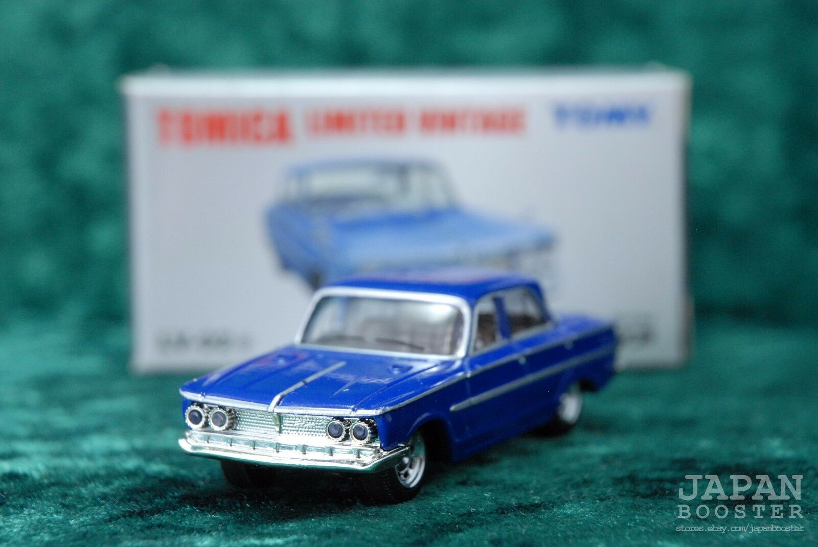 Tomica Tomytec Limited Vintage Lv 02e Prince Gloria 1 64 Zz3 For Sale Online Ebay