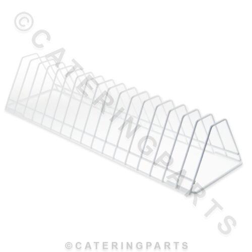 350mm Beschichtet Draht Platte Einsatz für Geschirrspüler Gestell Hält 17 Kleine