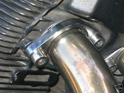 Exhaust Header Manifold Cylinder Head Bolts /& Gaskets GSF600 95-04 Bandit