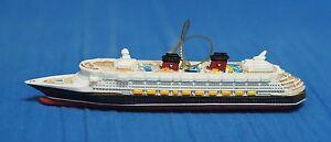 Disney Cruise Line Wonder Resin Christmas Ornament