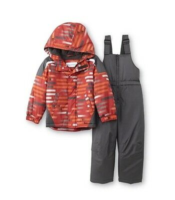 Girl/'s Snowsuit Coat Pants Jacket Toughskins 12M 18M 24M 2T