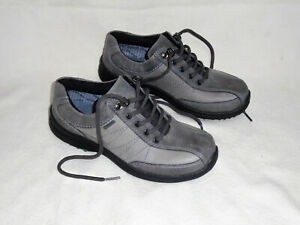 f33edfdd680 Details about HOTTER : MIST STD GORE-TEX LEATHER TRAINER SHOES UK 3 EU 36 -  NEW (FREE UK P&P)