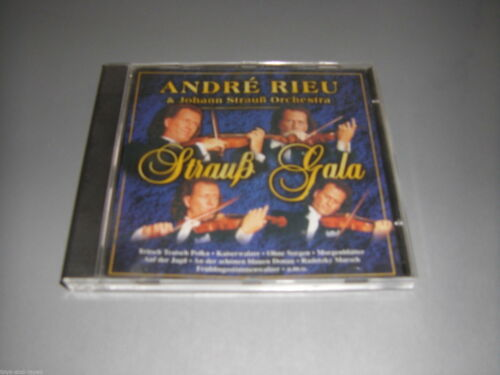1 von 1 - CD Rieu Andre & Johann Strauß Orchestra - Strauß Gala