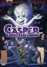 Casper: A Spirited Beginning DVD CLR