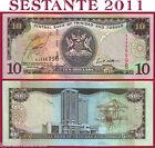 TRINIDAD & TOBAGO 10 DOLLARS 2002 sign. Williams P. 43b FDS / UNC