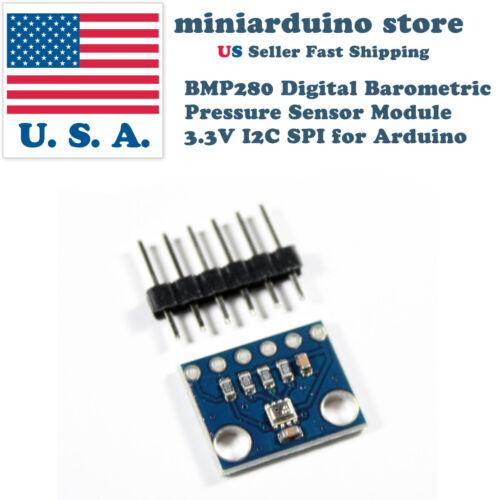 GY-BMP280 3.3V High Precision Atmospheric Pressure Sensor Module for Arduino USA