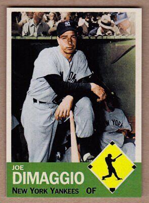 Joe DiMaggio /'51 New York Yankees Monarch Corona Diamond Collection #9