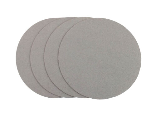 "6/"" Platinum Film Hook and Loop Grip Sanding Discs 50 Pack, 3000 Grit"
