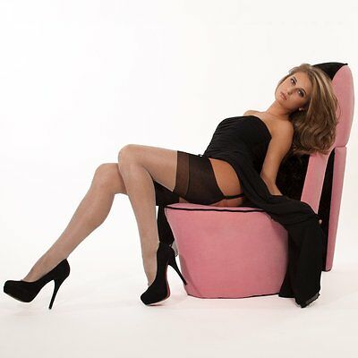 Eleganti full contrast RHT stockings