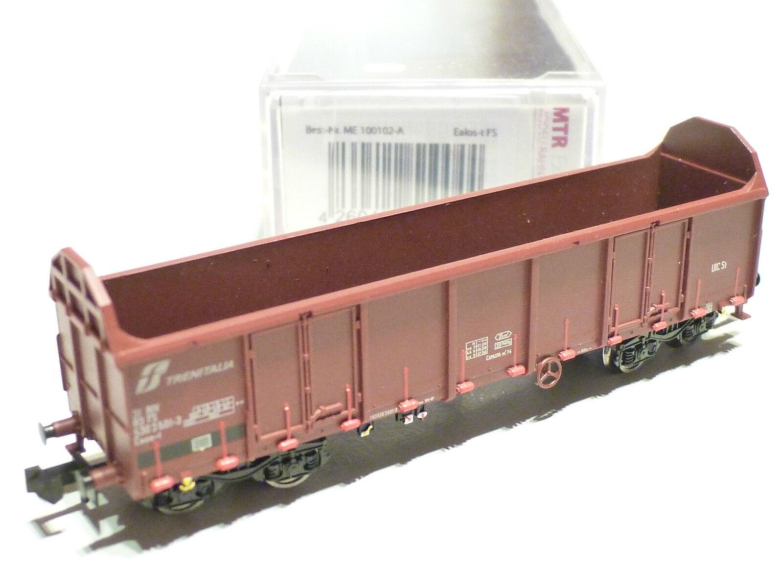 Mtr N FS Wood Trolley Type ealos-T Brown ME100102-A NEW OVP