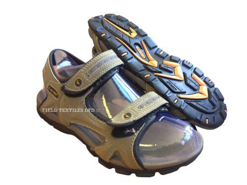 Hi-tec Owaka Smokey Brown//Taupe//Dijon  Sandals Size 12 New In Box A9