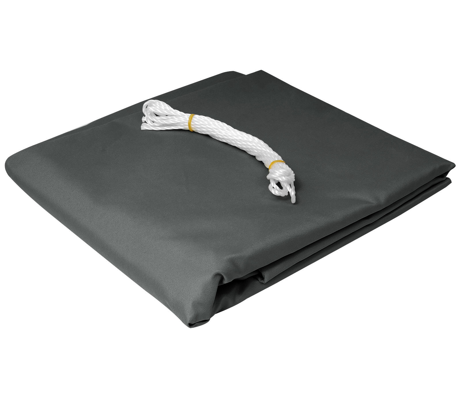 Sonnensegel Sonnenschutz Wasserabweisend Windschutz 100% Polyester Grau Grau Grau  609-gr | Schön geformt  | Neuer Stil  | New Style  298bba