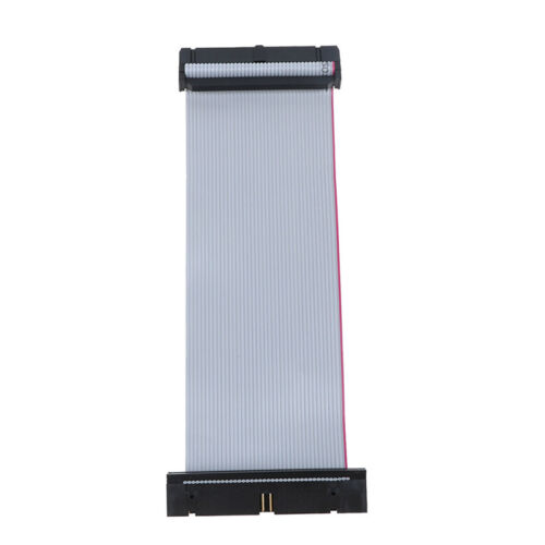 IDE 40Pins Male to female pata hard drive hdd extensions flat ribbon cable 5inch