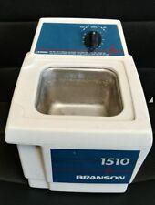 Used Dental Branson 1510r Mt Ultrasonic Cleaner